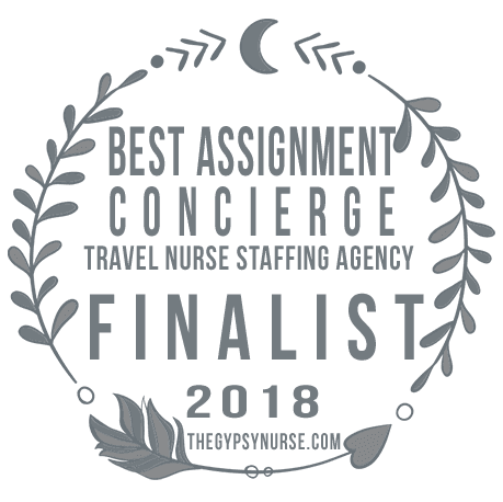 TNAA wins The Gypsy Nurse Best Assignment Concierge Finalist