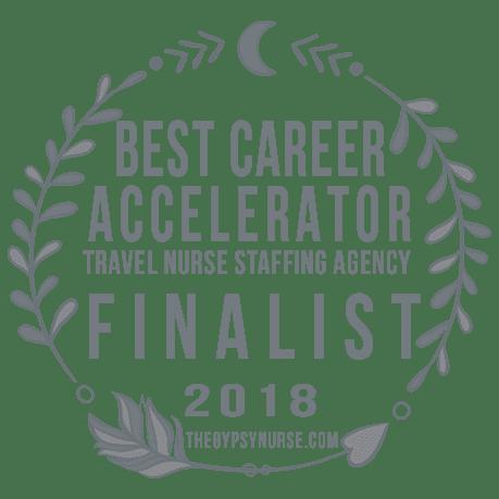 TNAA wins The Gypsy Nurse Best Career Accelerator award