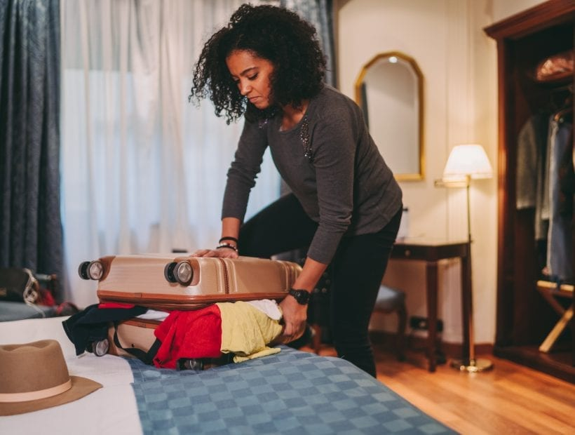 packing for your travel nurse assignment
