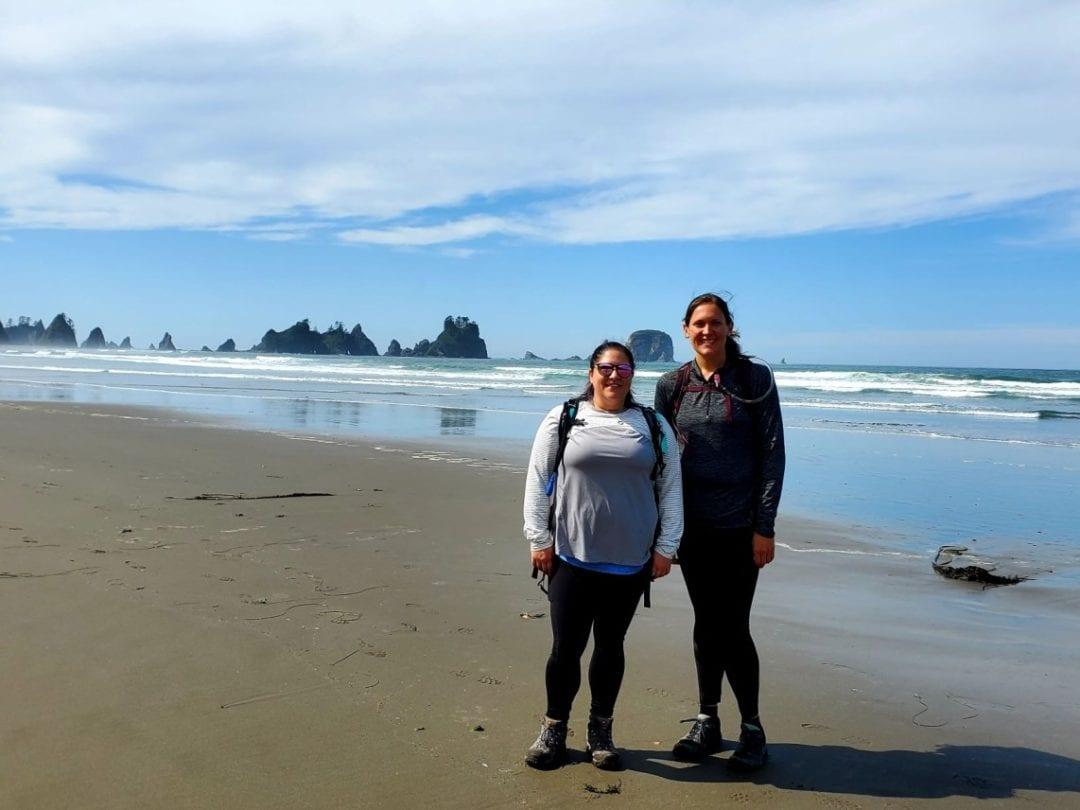 TNAA Ambassadors exploring the Olympic Peninsula